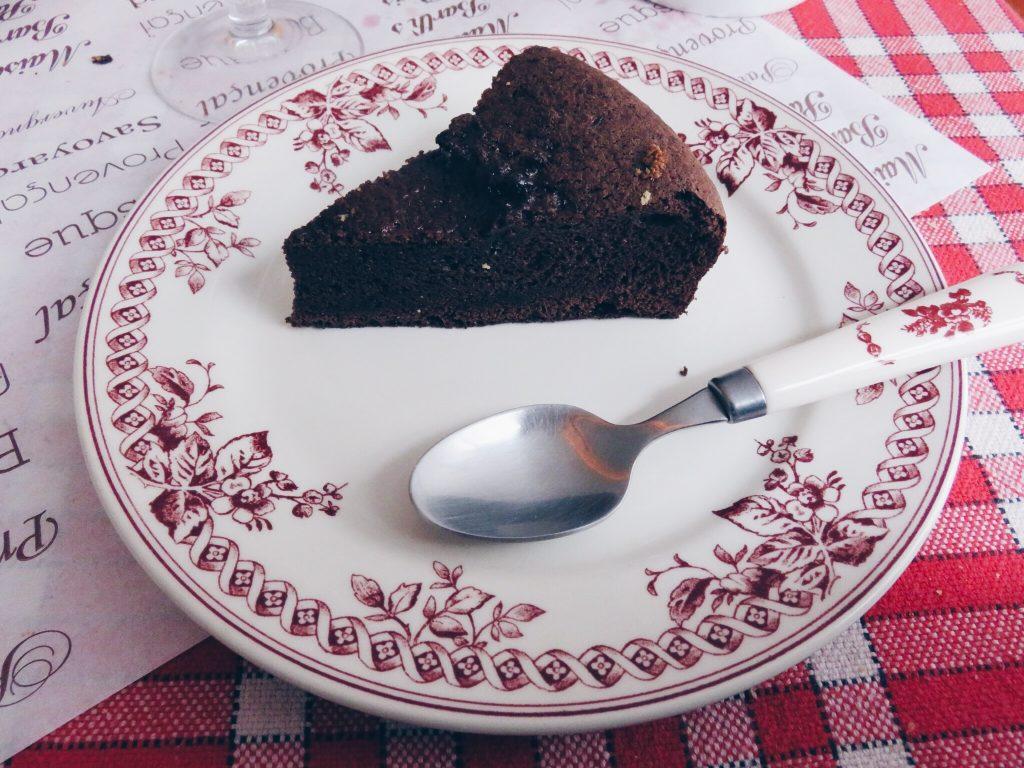 Gateau chocolat Maison Barth's