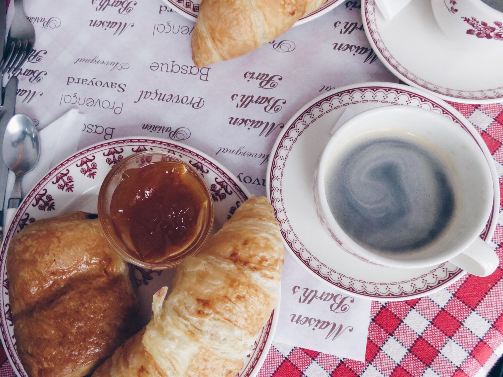 Brunch café Maison Barth's