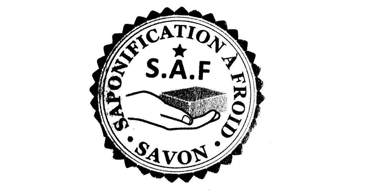 mention saponification à froid