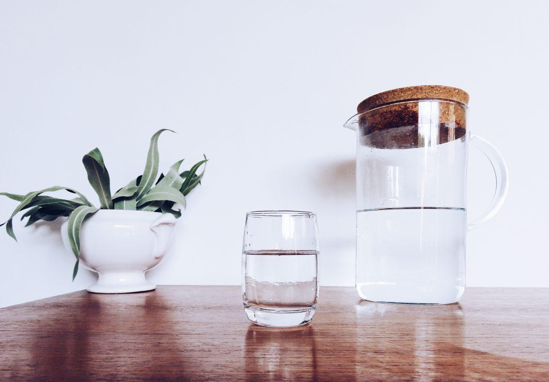 carafe d'eau ikea zéro déchet