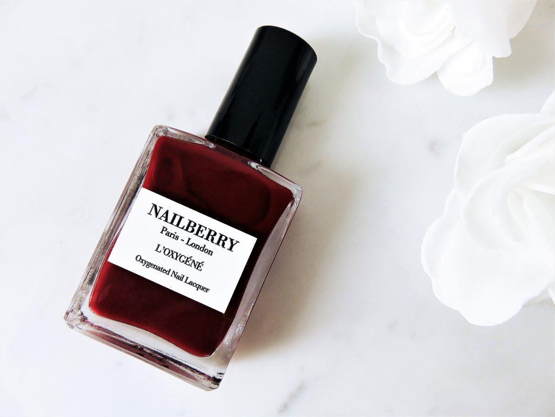nailberry l'oxygéné le temps des cerises