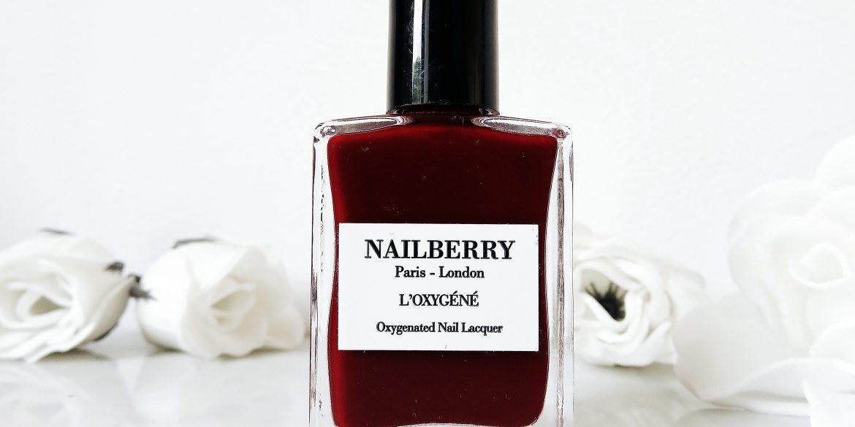 Nailberry Le Temps des Cerises, un vernis prometteur
