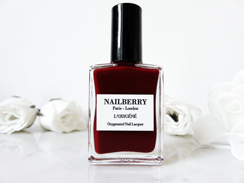 vernis nailberry
