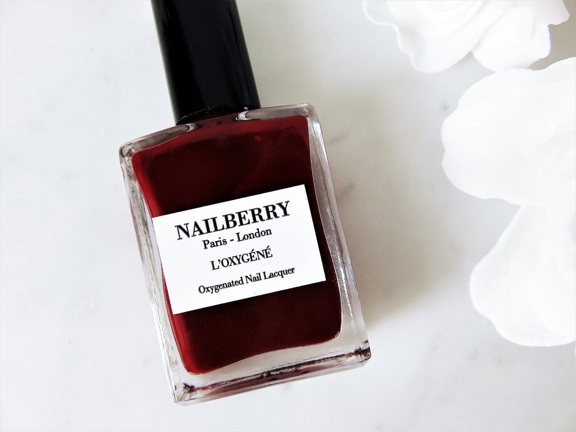 nailberry l'oxygéné
