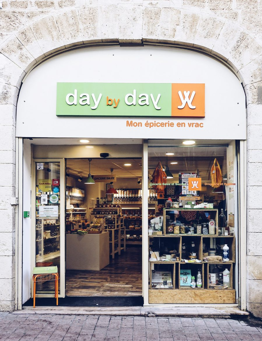 enseigne day by day montpellier