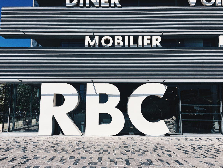 devanture RBC