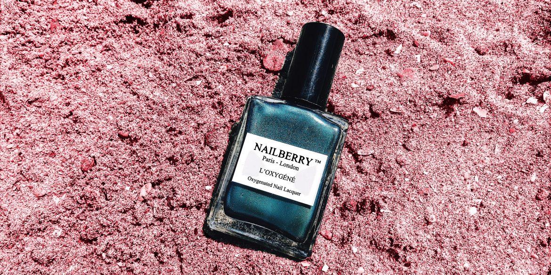Nailberry Glamazon, une manucure de sirène pour cet été