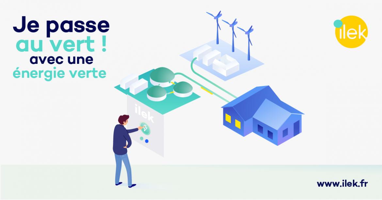 énergie verte et renouvelable ilek