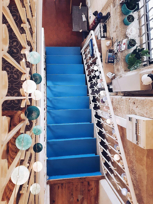 le-chat-gourmand-montpellier-deco-escalier
