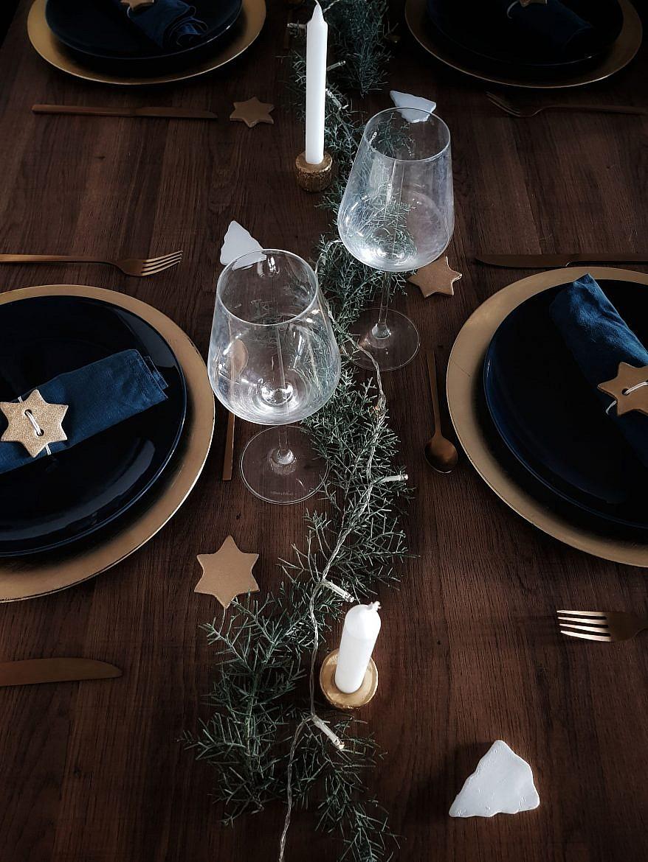 table-de-noel-minimaliste
