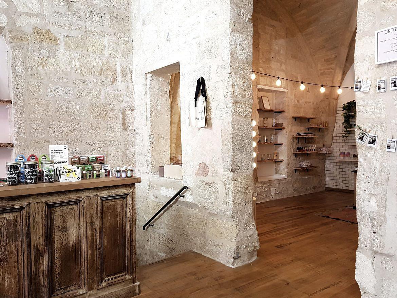 Phloème, concept‐store éco‐responsable à Montpellier