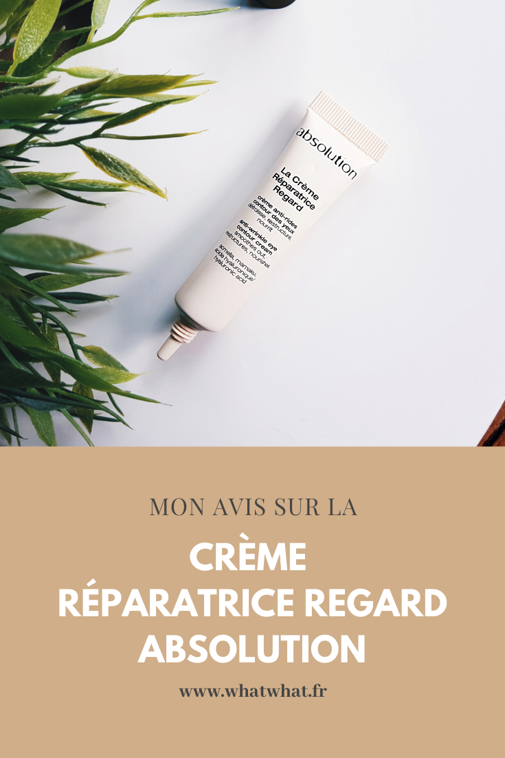 avis-creme-reparatrice-regard-absolution-pinterest