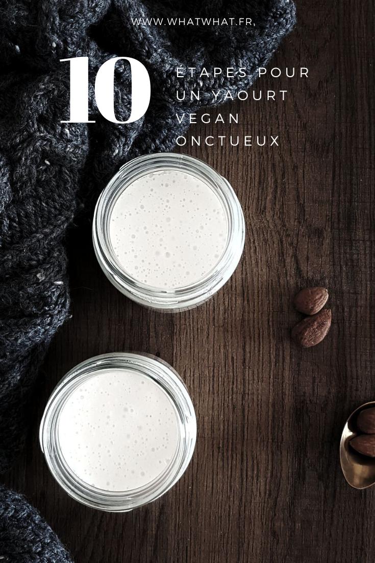 recette-yaourt-vegan-onctueux-pinterest