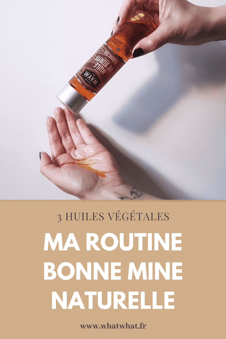 routine-bonne-mine-naturelle-pinterest