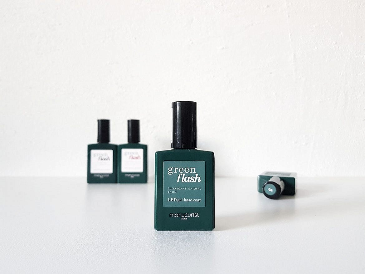 Manucurist Green Flash : j'ai testé le premier vernis semi–permanent naturel