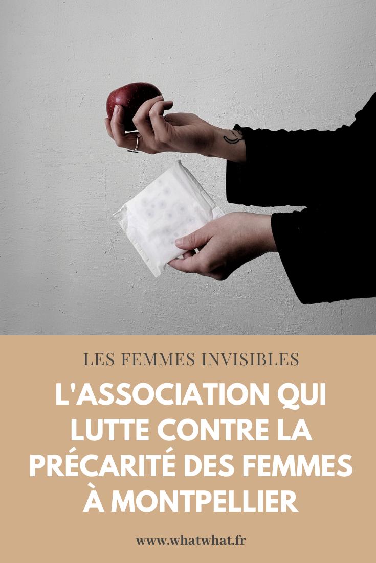 Les Femmes Invisibles -association caritative de Montpellier - whatwhat