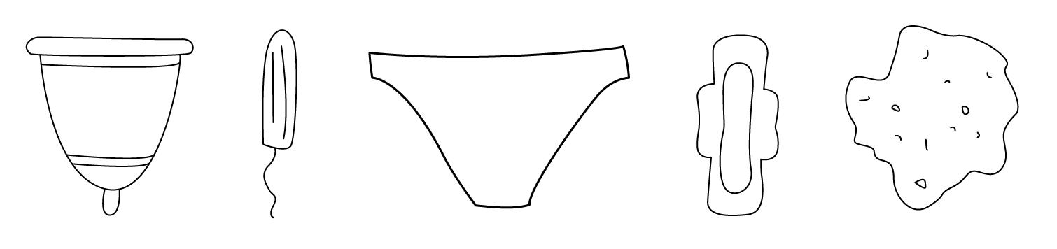 5-protections-menstruelles-zero-dechet